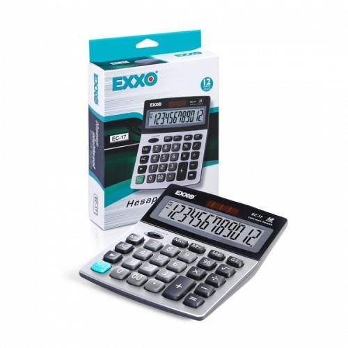 Калкулатор EXXO EC-17.6230