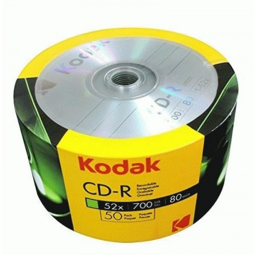 CD-R KODAK 700/80/52 50бр. .5389